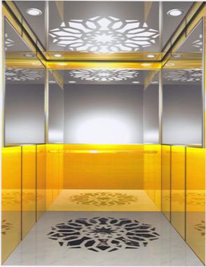 Passenger elevator FJK16 Featured Image