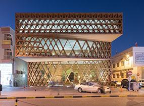 Project name Al khalifiya library- location -Muharraq