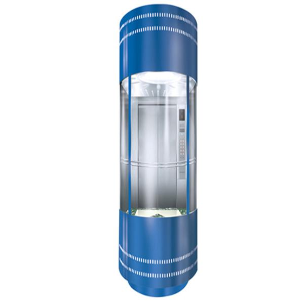 Rapid Delivery for Villa Elevator - Chinese wholesale Ce Iso 3m 250kg Used Home Scissor Elevators Used Elevators For Sale Electric Used Hydraulic Wheelchair Elevator – Blue Fuji